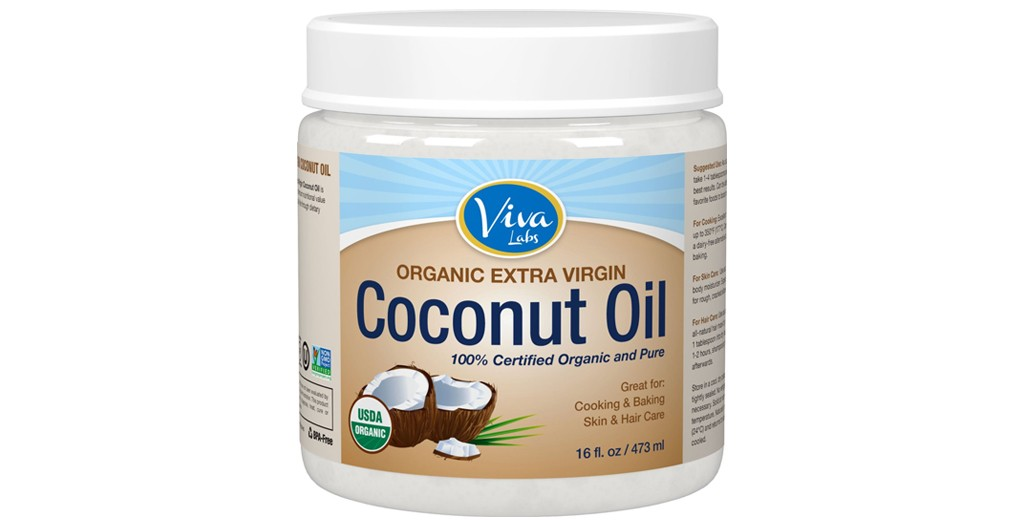Coconut Oil | Top Ten Hair