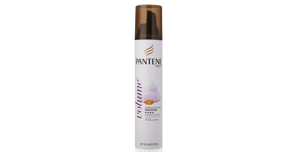 Pantene Mousse | Top Ten Hair