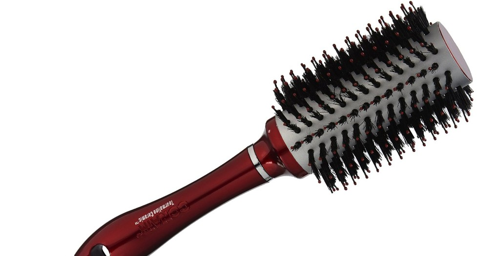 Round Hair Brush | Top Ten Hair