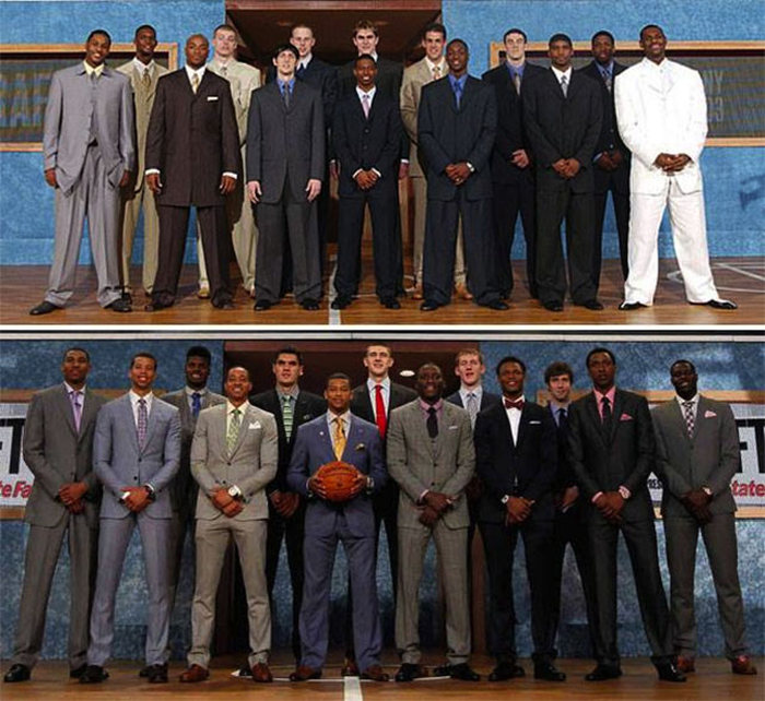 Men's Suits Comparison